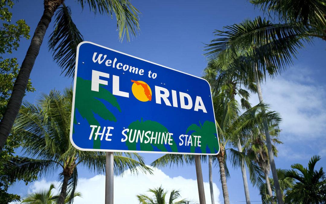 Florida Secedes from Miami